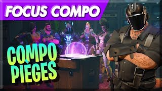 Compo traps, for unstoppable killboxes! [Fortnite save the world]