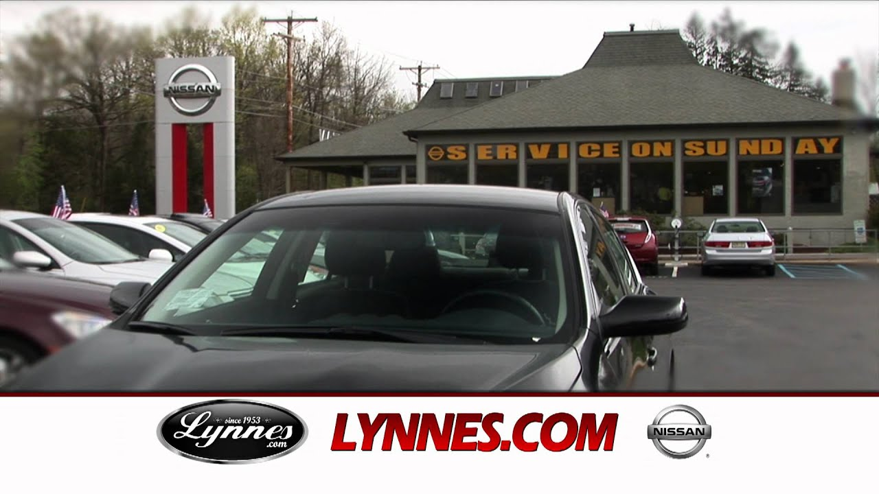 Lynnes Nissan West >> Lynnes Nissan West - No Payments for 90 Days! - YouTube
