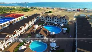 видео Отель Белый пляж - Анапа