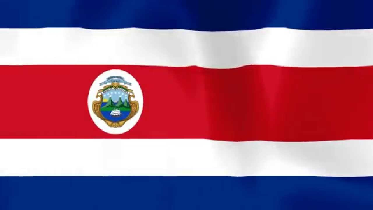 Costa Rica National Anthem - Noble patria, tu hermosa bandera (Instrumental)