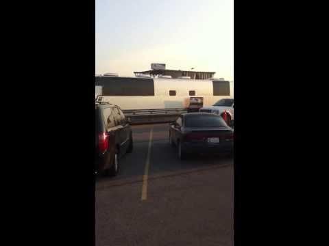 Bellamy Brothers Tour Bus - Newcastle Casino - Newcastle OK