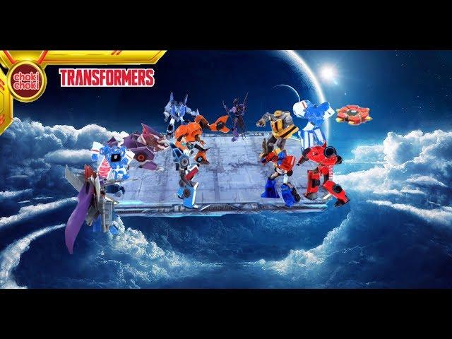 Cara Main transformers Tattoo di Choki Choki AR