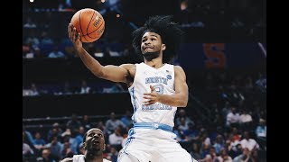 Coby White Got Points From Everywhere in UNC's NCAA Tournament Run