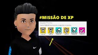 MISSÕES DE XP DO CLUB COOEE