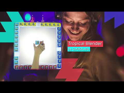 Mash Machine Sessions: Tropical Blender