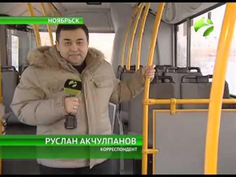 Автобусный парк в Ноябрьске ждут серьёзные перемены