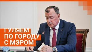 Интервью с мэром Екатеринбурга в прямом эфире | E1.RU