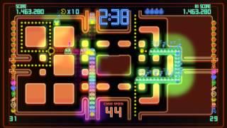 Pac-Man Championship Edition DX: Manhattan Score Attack 10 Mins 2253450 Points