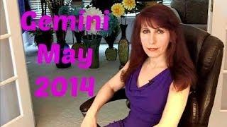 Gemini  May 2014 Astrology