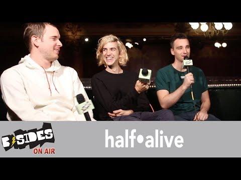 half alive Talk Holograms, Bunk Beds, Debut Album