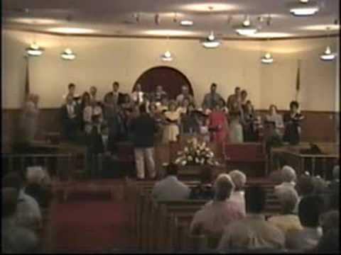 """""""Living in Canaan Now"""" Mount Carmel Baptist Church Choir, Fort Payne Alabama"""