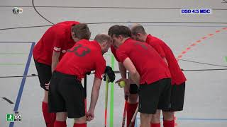 Oberliga West Halle Herren DSD:MSC 13.01.2019 Highlights
