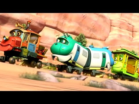 Chuggington - Pushing Team Song - Karaoke - Cartoons for children