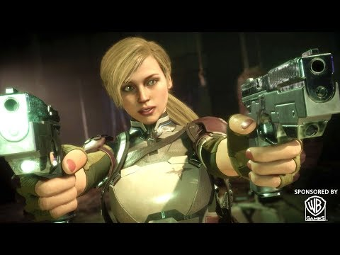 Cassie, Kano and Johnny Cage Showcase - Mortal Kombat 11 Gameplay, Gear and more thumbnail