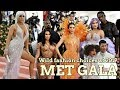 Met Gala 2019 red carpet and wild fashion