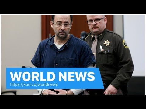 World News - Special prosecutors to probe the University of Michigan in the case of Nassar