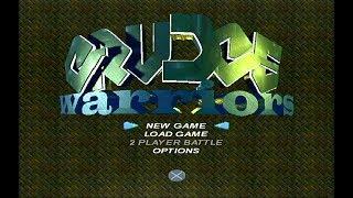 Grudge Warriors - PS1 (2000)