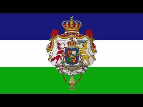 National Anthem of the Kingdom of Araucania and Patagonia (1