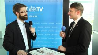 André Poggenburg und Marcus Schmidt (AfD-Bundesparteitag 2016)