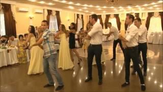 Видео со свадьбы. Танец