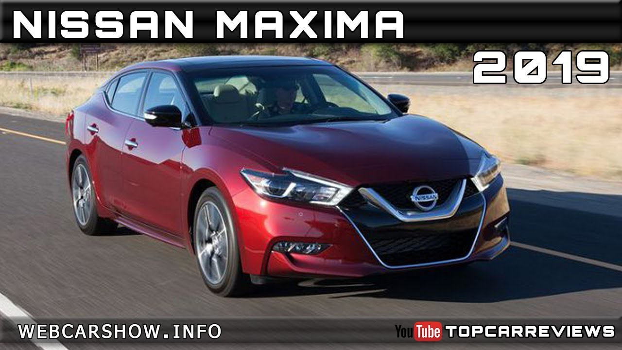2019 Nissan Maxima Sr Price - Used Car Reviews Cars Review ...