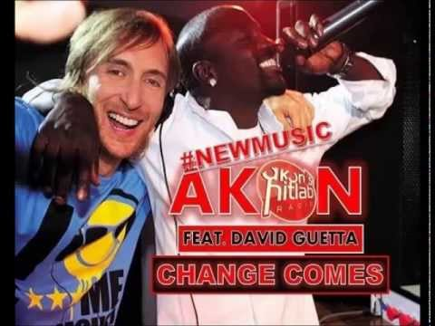 akon  feat. david guett - change comes (masterpeco edit without