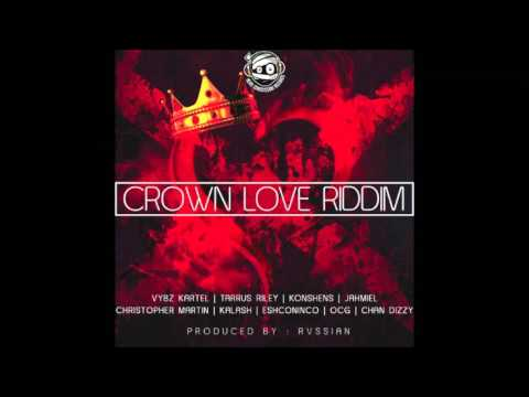 Mix Dancehall 2016 - Crown Love Riddim