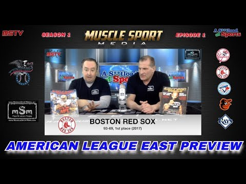 American League East Preview - Yankees, Red Sox, Orioles, Blue Jays, Rays