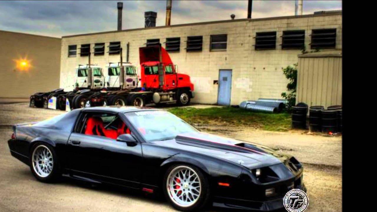 Camaro Car Wallpaper Thirdgen Camaro Tribute Youtube