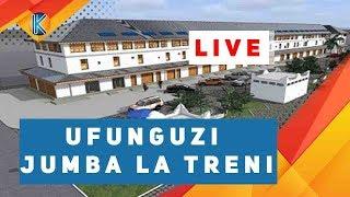 LIVE: UZINDUZI WA JUMBA LA TRENI