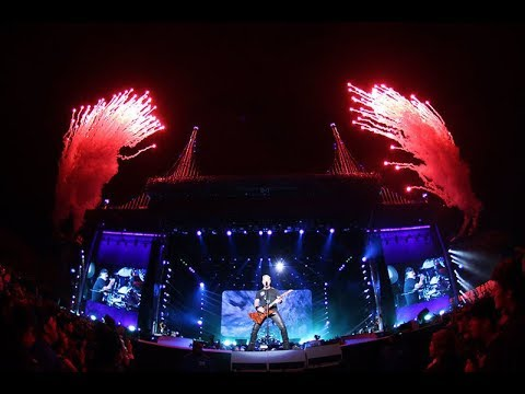 METALLICA - Worlwired tour North America 2017 - 3H of Metclub Videos