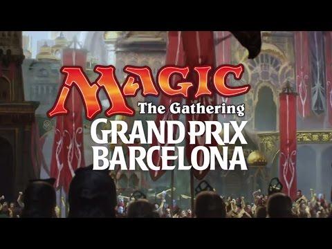 Grand Prix Barcelona 2017 Semifinals