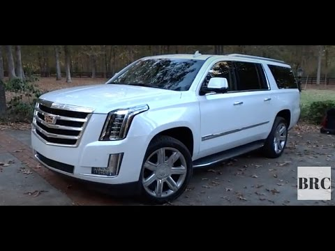 Full Tour 2016 Amp 2017 Cadillac Escalade Esv Luxury