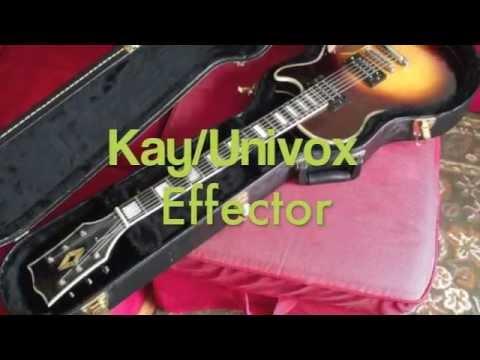 KayUnivox Effector YouTube