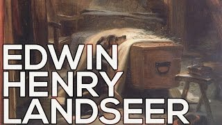 Edwin Henry Landseer: A collection of 162 paintings (HD)