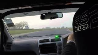 Snetterton 12th March 2016 - Honda Civic Type R