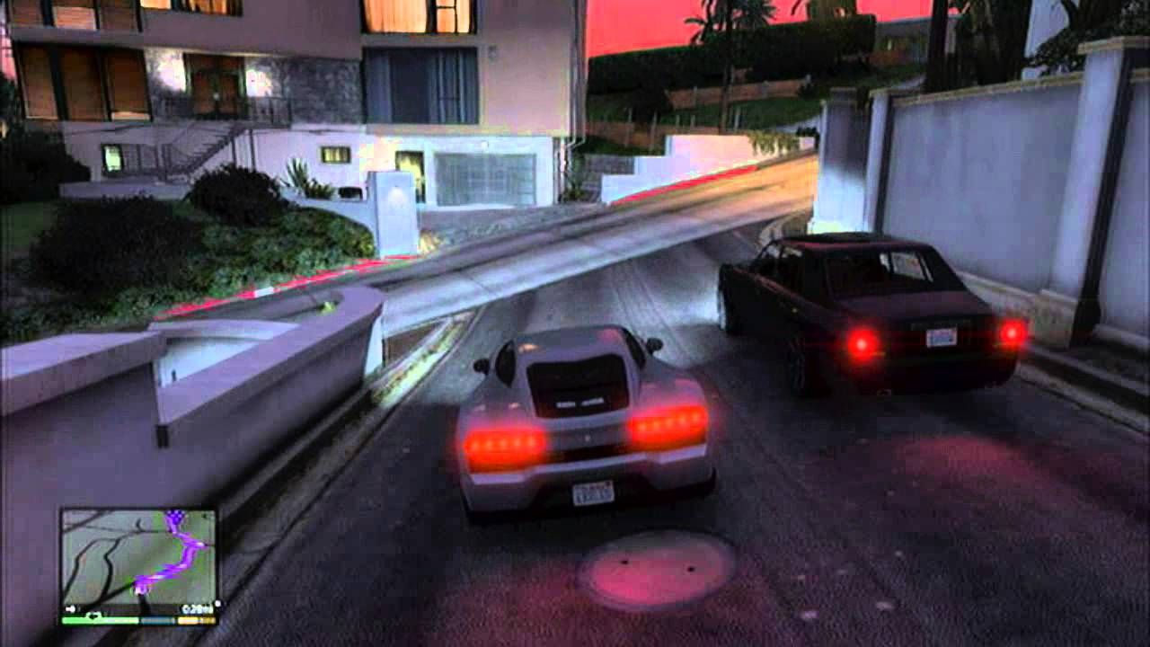 GTA V - Pegassi Vacca Vehicle Location - Epsilon Program ...