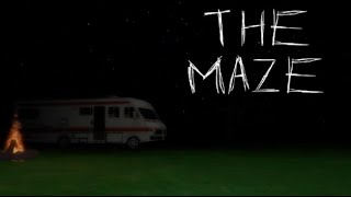 The Maze - Roblox Horror Game (walkthrough)