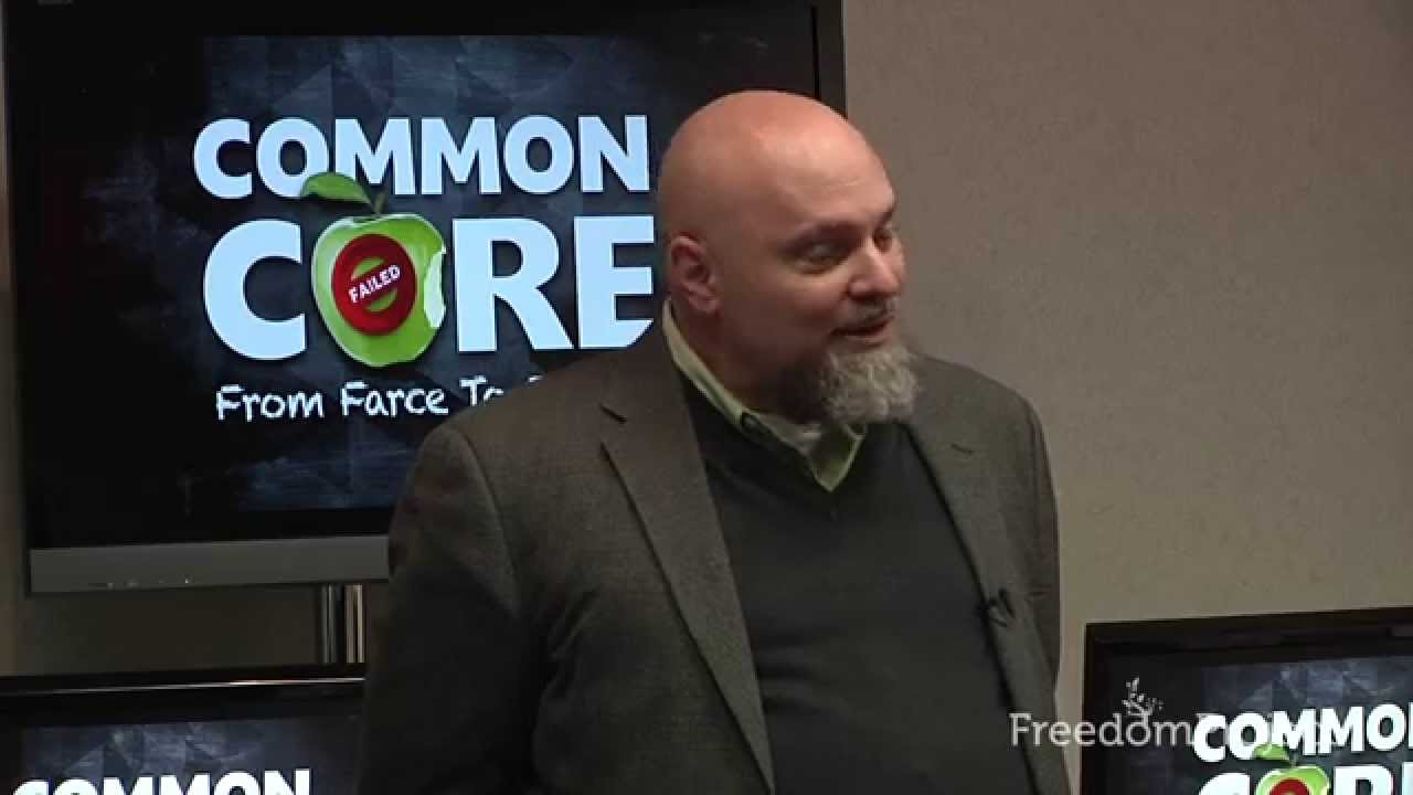 White privilege common core from farce to failure youtube for Farcical failure