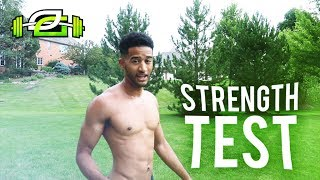 OpTic Strength: ProoF's First Fitness Test!