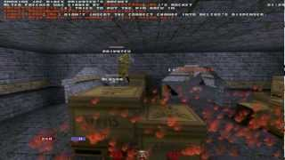 Quake Team Fortress CFT vs FAQ 2/2 DKeep1