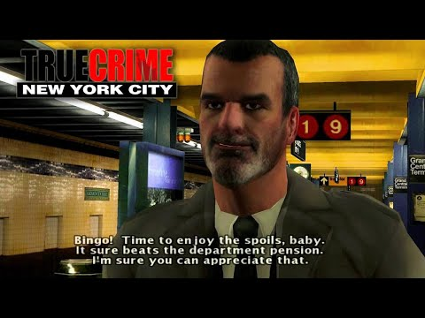 True Crime: New York City (PC) - Good Cop Ending - Way Of Honor