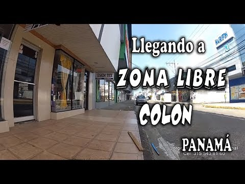 Zona Libre Colon Panama