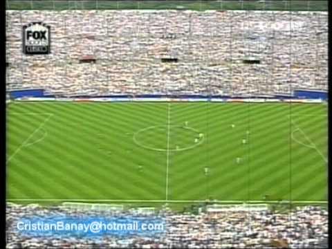 Italia 2 Nigeria 1 Mundial 1994 (Resumen Completo)