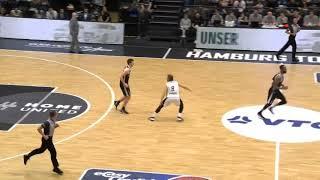 BBL 19-20 | Hamburg Towers vs. Rasta Vechta - Michael Kessens #6