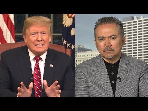 """""""A Racist, Xenophobic Attack"""": Immigrant Rights Activist Decries Trump Remarks About Southern Border"""