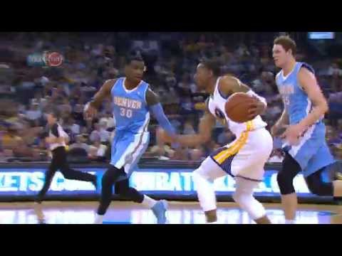 Andre Iguodala: Crossover of the Year!?!?