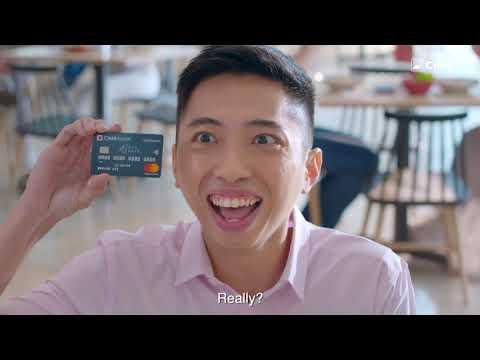 CIMB Cash Rebate Platinum Credit Card | 12% Weekend Dining Cash Rebate