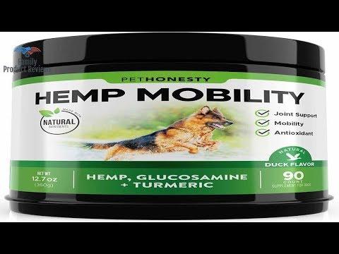 pethonesty-hemp-hip-&-joint-supplement-for-dogs-w/hemp-oil-hemp-powder---glucosamine-chondroitin-f