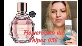 Site dos perfumes com foto da Thipos: colocando o cupom flaviamor g...
